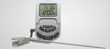 Thermom tre de cuisine thermometres et minuteurs de cuisine ustensiles de cuisine la toque - Thermometre de cuisine professionnel ...