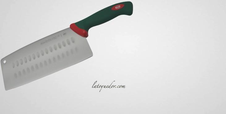 couteau chinois alv ol sanelli couteaux sanelli couteaux professionnels couteaux d coupe. Black Bedroom Furniture Sets. Home Design Ideas