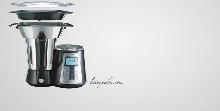 robot cuiseur thermo chef natura robot cuiseur et blender la toque d 39 or. Black Bedroom Furniture Sets. Home Design Ideas