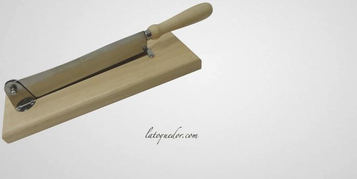 coupe pain sur socle bois eco coupe pain sur socle professionnel la toque d 39 or. Black Bedroom Furniture Sets. Home Design Ideas