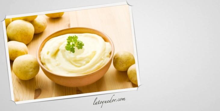 Pur e de pommes de terre maison recettes de cuisine la - Puree pomme de terre maison ...
