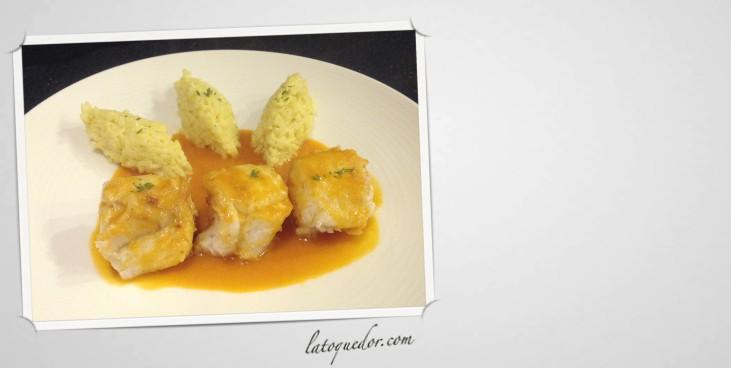 Lotte l 39 armoricaine et riz safran recettes de cuisine - Lotte al armoricaine recette cuisine ...