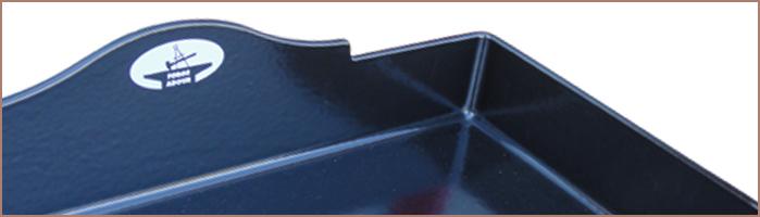 Pourquoi choisir une plancha en fonte maill e plancha for Peindre une baignoire en fonte emaillee