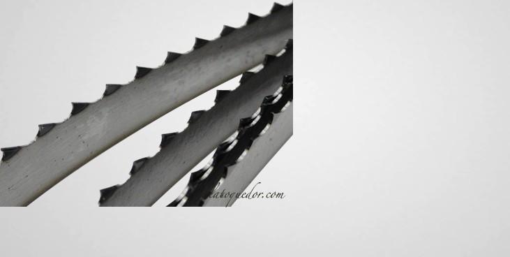 lame scie ruban boucher 2490x16 mm lames pour scie ruban la toque d 39 or. Black Bedroom Furniture Sets. Home Design Ideas