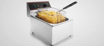 Friteuse électrique Lacor 6 litres