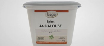 Epices Andalouse