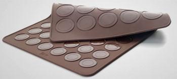 Tapis à macarons en silicone