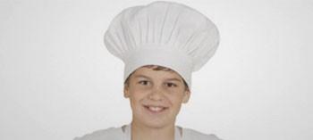 Toque de cuisine pour enfant