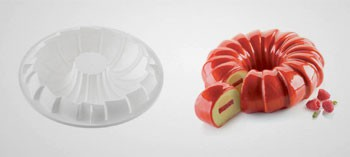 Moule silicone Red Tail Silikomart