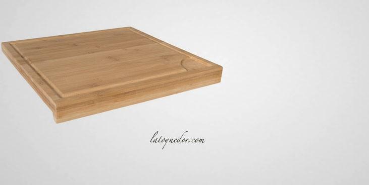 Planche d couper bambou forge adour planche d couper professionnelle la toque d 39 or - Planche a decouper en bambou ...