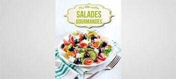 Salades gourmandes - Mes 100 recettes