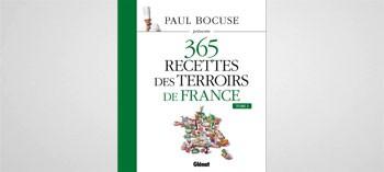 365 nouvelles recettes des terroirs de France - Tome 2