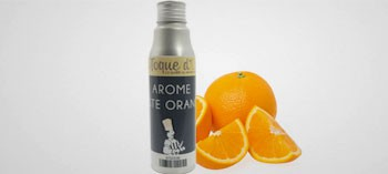 Arôme essence zeste d'orange 125 ml