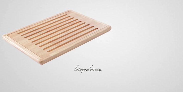 planche pain avec ramasse miettes planche d couper. Black Bedroom Furniture Sets. Home Design Ideas