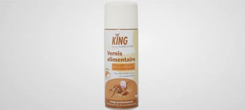 Vernis alimentaire incolore 400 ml