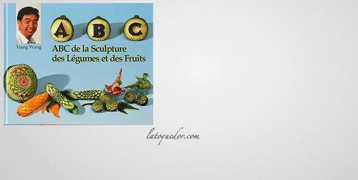 livre abc sculpture sur fruits et l gumes livres scolaires et techniques la toque d 39 or. Black Bedroom Furniture Sets. Home Design Ideas