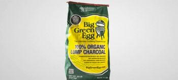 Charbon de bois organique Big Green Egg