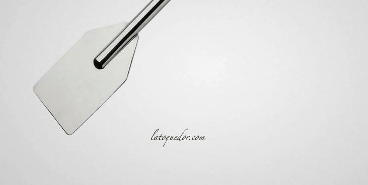 spatule g ante inox spatule et pelle de cuisine la toque d 39 or. Black Bedroom Furniture Sets. Home Design Ideas