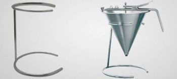 entonnoir ustensiles de cuisine la toque d 39 or la toque d 39 or. Black Bedroom Furniture Sets. Home Design Ideas