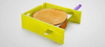 Guide coupe gâteaux en couches
