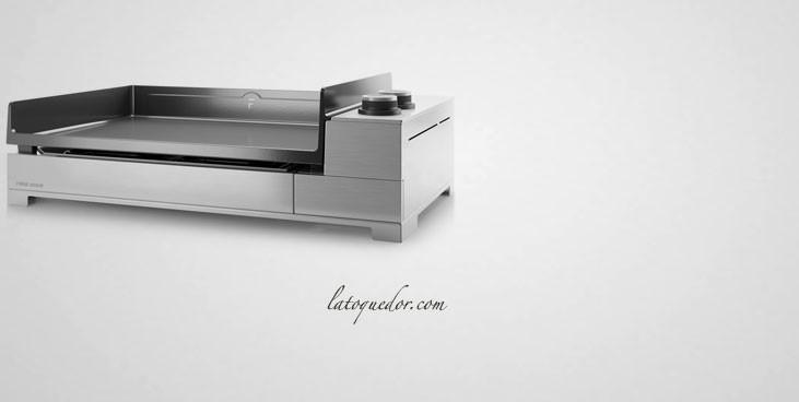 Plancha gaz Premium G60 I - Forge Adour