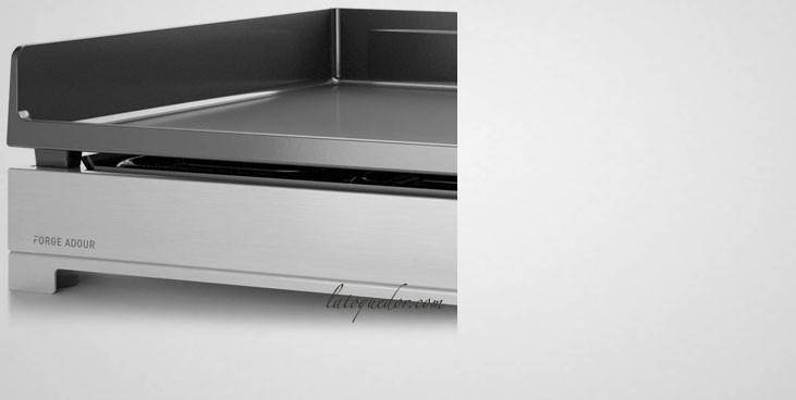 plancha gaz premium g70 i forge adour plancha gaz forge adour la toque d 39 or. Black Bedroom Furniture Sets. Home Design Ideas