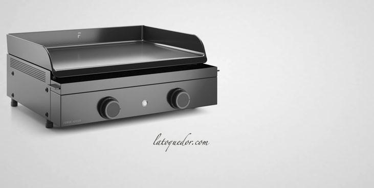 plancha gaz origin g60 a forge adour plancha gaz forge adour la toque d 39 or. Black Bedroom Furniture Sets. Home Design Ideas