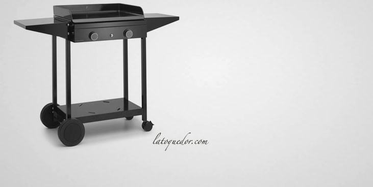 chariot acier ouvert pour plancha origin forge adour chariots pour plancha forge adour la. Black Bedroom Furniture Sets. Home Design Ideas