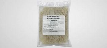 Boyaux de mouton saumure qualité B (60 m)