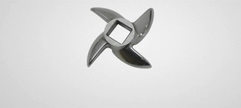 Couteau inox pour hachoir N°12
