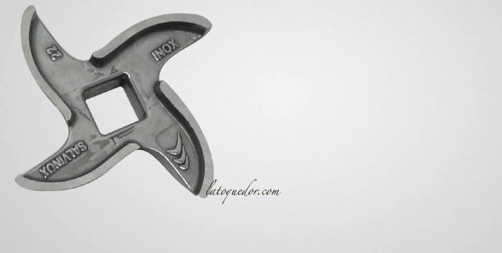 couteau inox pour hachoir a viande n 22 couteaux pour. Black Bedroom Furniture Sets. Home Design Ideas