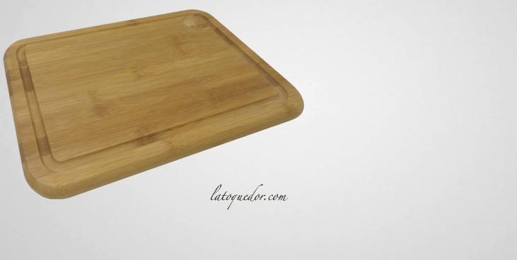 planche d couper bambou rigole et poche jus planche d couper professionnelle la toque d 39 or. Black Bedroom Furniture Sets. Home Design Ideas
