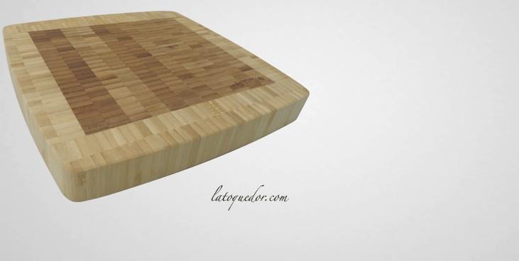 Planche d couper billot en bambou planche d couper - Planche a decouper bambou ...