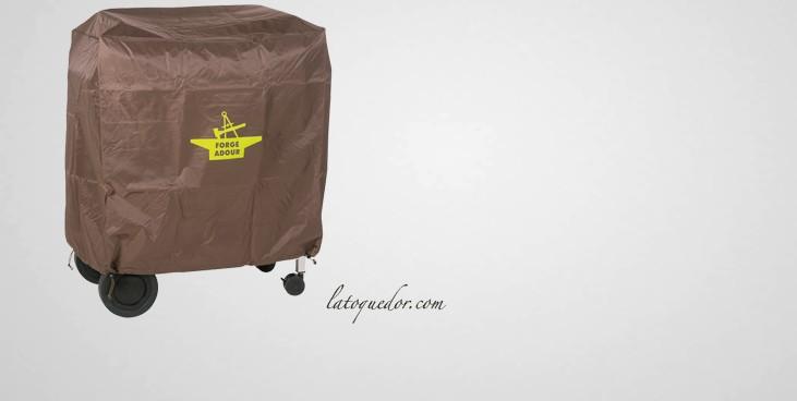 housse pour chariot plancha forge adour accessoires pour. Black Bedroom Furniture Sets. Home Design Ideas