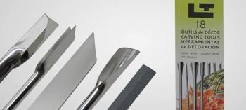 Kit de 18 outils de sculpture