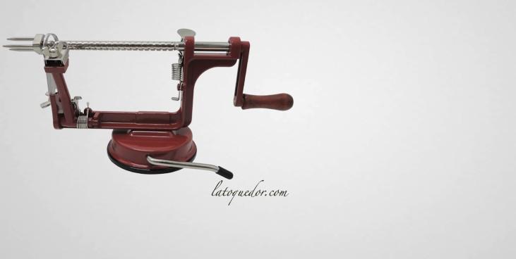 pele pomme trancheur ventouse econome et plucheur la toque d 39 or. Black Bedroom Furniture Sets. Home Design Ideas