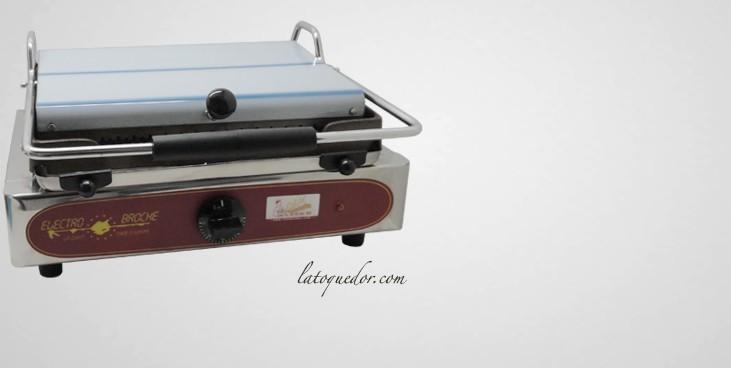 grill panini professionnel panino r grill panini. Black Bedroom Furniture Sets. Home Design Ideas