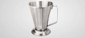 Pot mesureur professionnel inox 1,60L