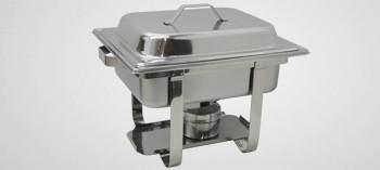 Chafing dish bain marie Eco GN 1/2