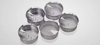 Grille inox 4 pour moulin à légumes n°5