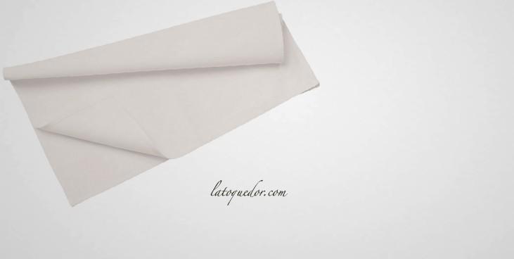 Torchon liteau blanc 100% coton