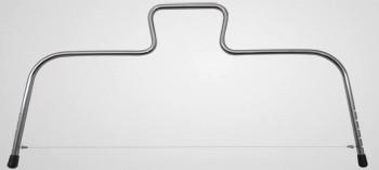 Lyre à génoise inox 44 cm