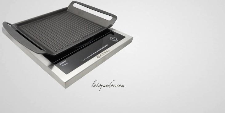 plaque induction slim 2000w avec grill plaque induction professionnelle cuisson la toque d 39 or. Black Bedroom Furniture Sets. Home Design Ideas