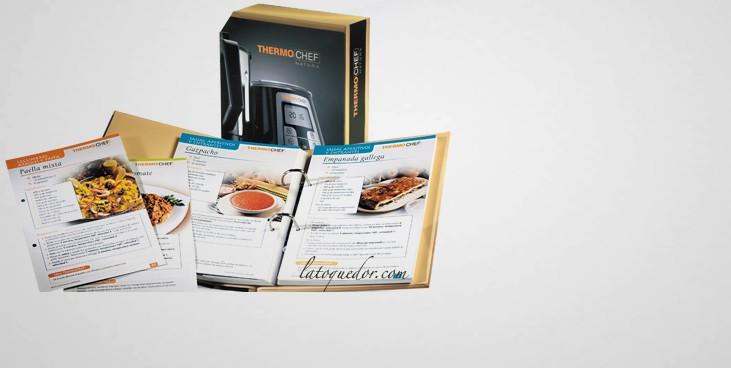 Livre de cuisine au thermo chef pi ces d tach es thermo for Livre cuisiner au robot cuiseur