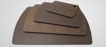 Planche à découper en fibre de bois