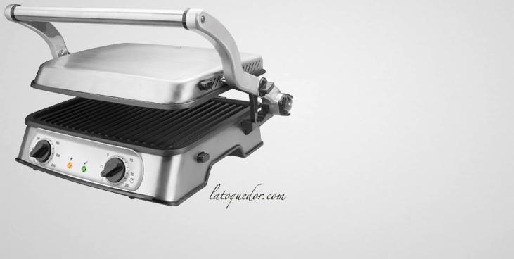 grill panini lectrique lacor grille panini. Black Bedroom Furniture Sets. Home Design Ideas