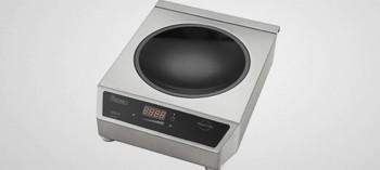 Plaque induction spéciale wok 3500W