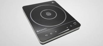 Plaque de cuison induction Hendi 2000W