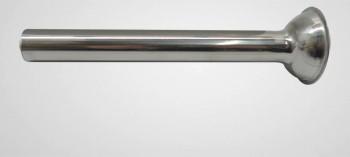 Canule inox 22 mm pour poussoir à saucisse