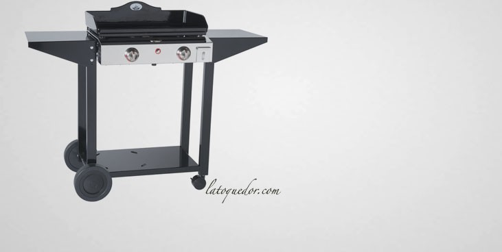 chariot acier pour plancha prestige chariot pour plancha forge adour plancha professionnelle. Black Bedroom Furniture Sets. Home Design Ideas
